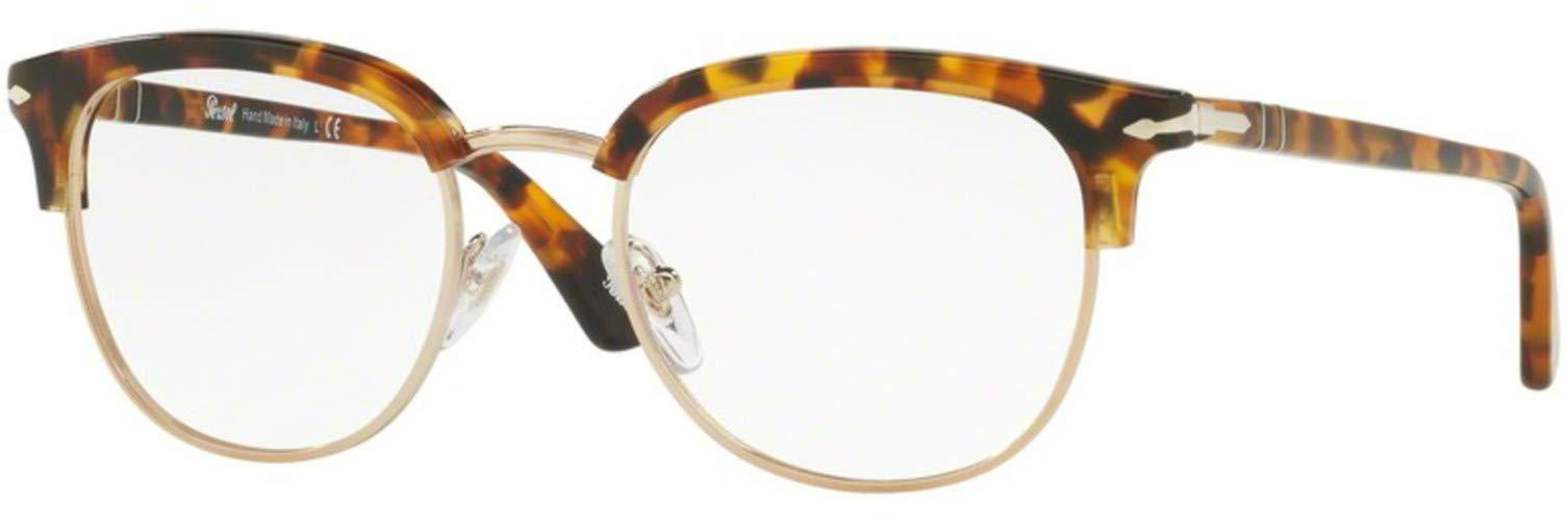 ویکالا · خرید  اصل اورجینال · خرید از آمازون · Persol PO3105VM Eyeglasses Madreterra 51 wekala · ویکالا