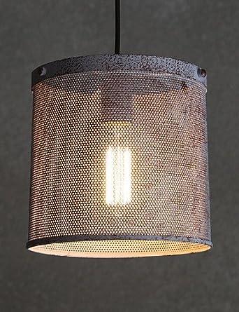 Amazon.com: HJL- maishang? Lámparas Mini estilo rústico ...