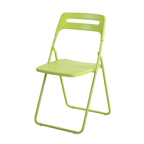 Amazon.com: Dall - Taburete plegable de plástico para silla ...