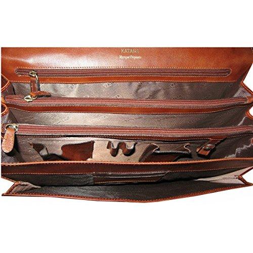 Charmoni, Borsa a spalla uomo Marrone marrone - cioccolato