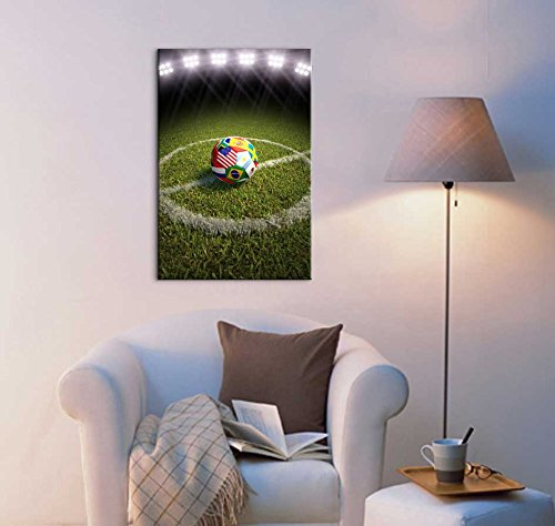 World Cup Soccer Ball Wall Decor ation