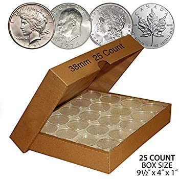 """WHITMAN Year//Mint//Proof holder with DOLLAR ~ MORGAN PEACE IKE 7 X 2/"""" NEW OLD INV"""
