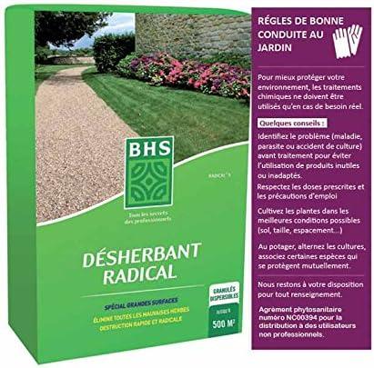Willemse France Herbicida Radical Soluble (para 500 m²): Amazon.es: Jardín