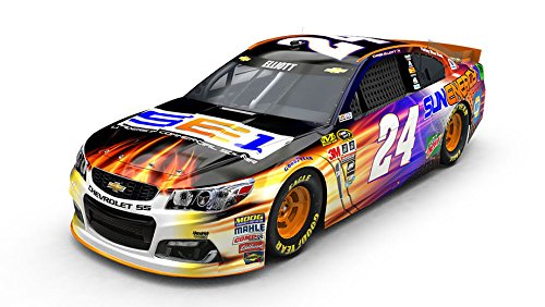 2016 Rookie Chase Elliott #24 Sun Energy SunEnergy1 Paint Scheme 1/64 Scale Diecast Action Racing Limited Edition by NASCAR Authentics (Nascar Diecast Paint)