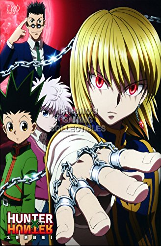 "CGC Huge Poster - Hunter X Hunter Anime Poster Hant? Hant? - ANI090 (16"" x 24"" (41cm x 61cm))"