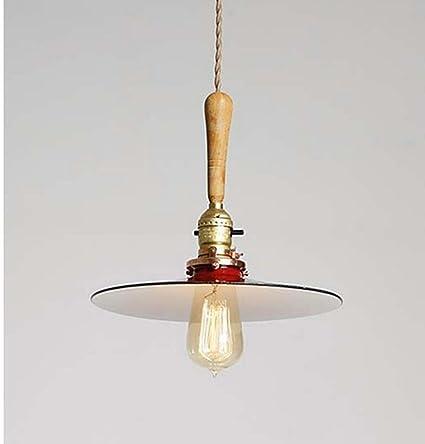 Amazon.com: DMMSS Lámpara de hierro y cobre, lámpara retro ...