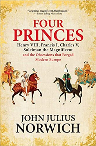Summer Reading List Four Princes