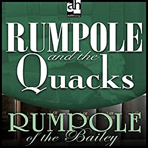 Rumpole and the Quacks Audiobook