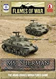 Models - M50 Sherman - Flames Of War