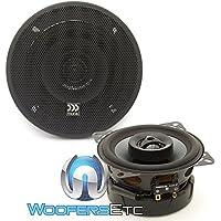 Morel Maximo Ultra 402 COAX 4 2-Way Car Audio Coaxial Speakers (COAX4)