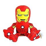 Marvel Super Hero Adventures 10-Inch Plush Toy - Iron Man