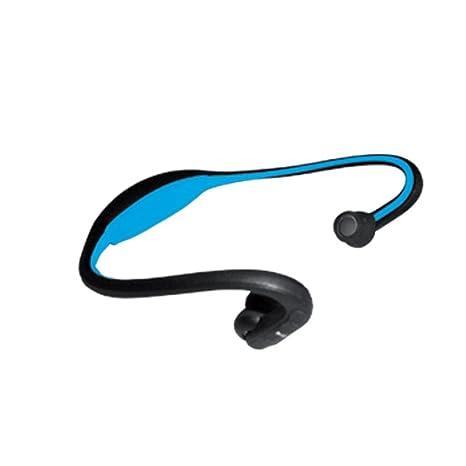 ZEUS MP3 SPORT AURICULARES REPRODUCTOR MP3 DEPORTIVO ROYAL-NEGRO ...