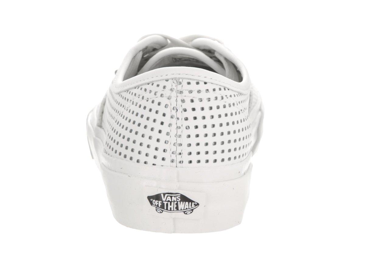 Vans Womens Authentic DX Sneaker Blanc De Blanc 759f44c443c