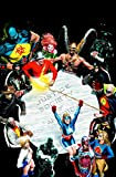 img - for JSA Omnibus Vol. 3 (Jsa Justice Society America) book / textbook / text book