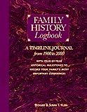 Family History Log Book, Reinhard Klein, 1558704256