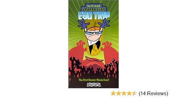 dexters laboratory ego trip dvd
