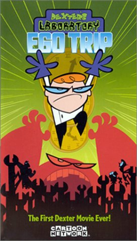 Dexter's Laboratory - Ego Trip [VHS] by Cartoon Network
