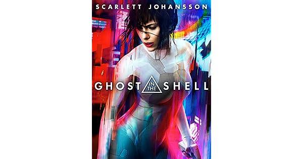 Amazon.com: Ghost in the Shell (2017) (4K UHD): Scarlett ...