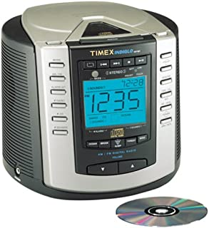 amazon com timex t617s nature sounds auto set cd clock radio with rh amazon com Timex Ironman Triathlon Manual Timex Ironman Triathlon Manual