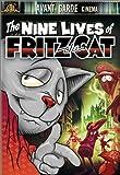 Nine Lives of Fritz the Cat (Widescreen) (Sous-titres français) [Import]