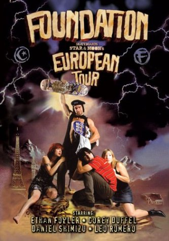 Foundation Skateboards: Star & Moon's European Tour