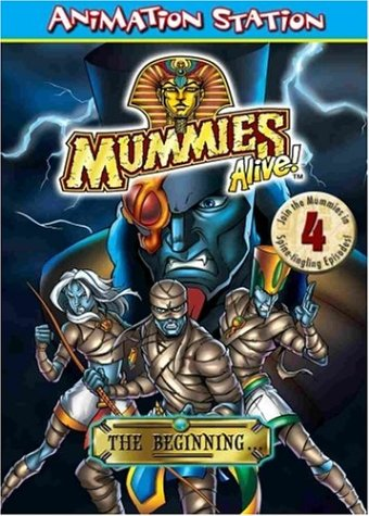 Mummys Alive Dvd - Mummies Alive! - The Beginning...