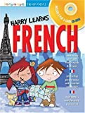 Harry Learns French, Sue Finnie and Danièle Bourdais, 0764176307