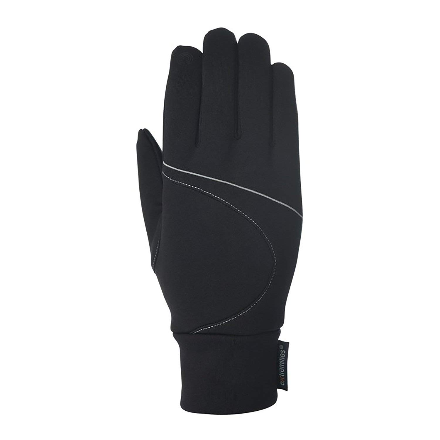 Extremities Power Liner Glove Black Small Gloves