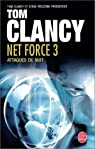 Net Force, Tome 3 : Attaques de nuit par Clancy