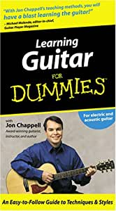 learning guitar for dummies vhs for dummies movies tv. Black Bedroom Furniture Sets. Home Design Ideas