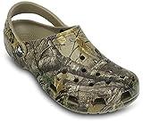 Crocs Men's Classic Realtree Xtra Clog Khaki Clog/Mule 7 M