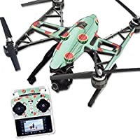 MightySkins Protective Vinyl Skin Decal for Yuneec Q500 & Q500+ Quadcopter Drone wrap cover sticker skins Watermelon Patch