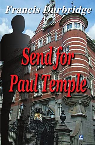 book cover of Send for Paul Temple