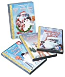 Santa Claus is Comin' to Town/Rudolph the Red-Nosed Reindeer/Frosty the Snowman/Frosty Returns [3 Discs]
