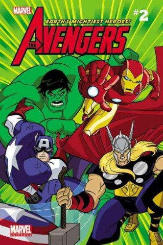 The Avengers: Earth's Mightiest Heroes! Comic Reader 2