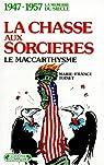 Chasse aux sorcières, le Maccarthysme par Toinet