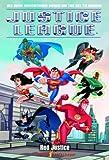 Red Justice (Justice League (TM))
