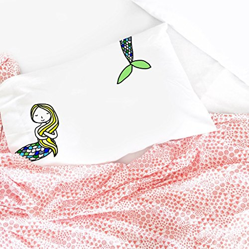 Oh Susannah Mermaid Pillowcase Standard