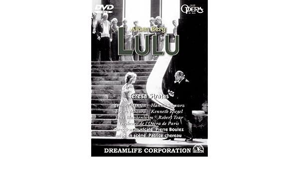 Amazon.com: アルバン・ベルク : 歌劇 <ルル> 全3幕完成版 [DVD]: Movies & TV