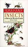 Collins Pocket Guide – Insects of Britain and Western Europe