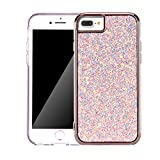 Glitter iPhone 8 and 7 Plus Dual Layer Protective Case
