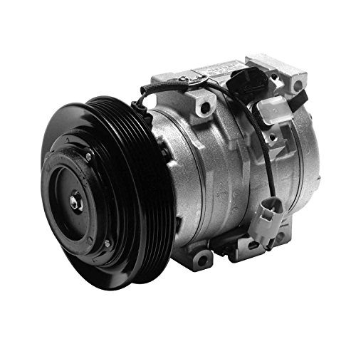 Denso 471-1329 New Compressor with Clutch