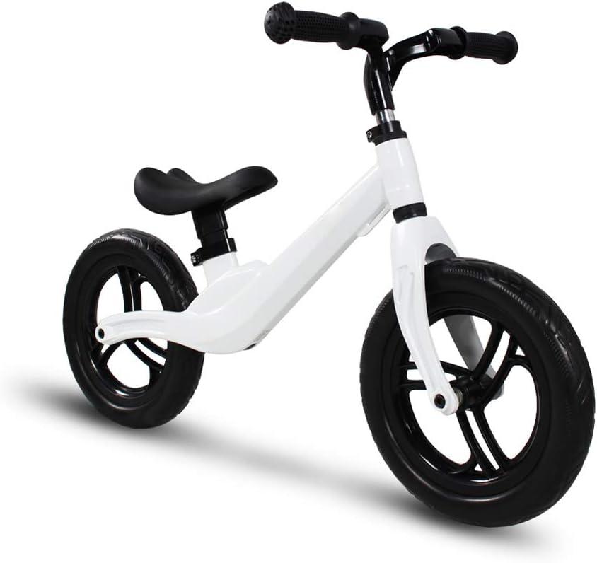LGLE Bici Sin Pedales NiñO Bicicleta Scooter Infantil SúPer Liviana Baby Balance Bike Ride On Toys El Mejor Juguete para NiñOs De 3-14 AñOs Walker Bikes