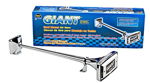 Wolo Air Horns (Wolo (820) Giant Roof Mount Air Horn - Low Tone)