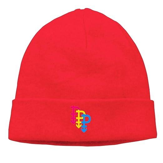 Amazon.com  Amayc Pansexual Definition Warm Cap Fashion Keep Warm ... 915c6d787dd
