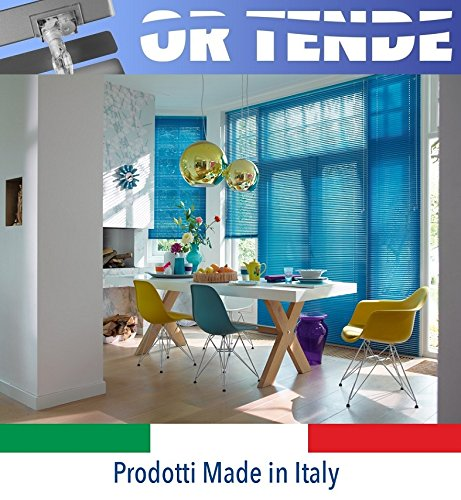 OR TENDE - Tenda Veneziana in ALLUMINIO da 25 mm, PRODUZIONE SU MISURA, non KIT CINESI di pessima qualità ORTENDE