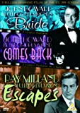 3 Classic Bulldog Drummond Films Of The Silver Screen - Bulldog Drummond's Bride / Bulldog Drummond Comes Back / Bulldog Drummond Escapes [DVD]