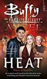 Front cover for the book Heat by Nancy Holder