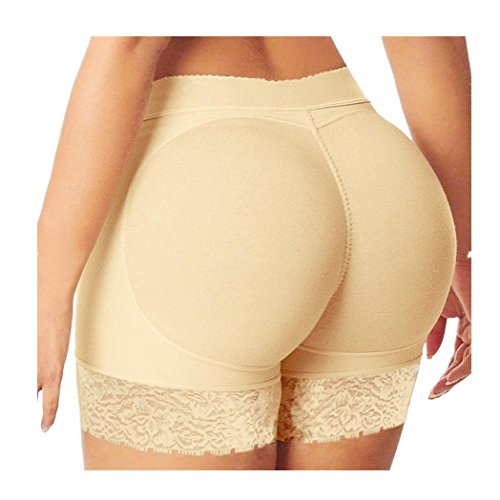 Euone Woman Body Shaper Butt Lifter Trainer Lift Butt Hip Enhancer Panty At Amazon Womens Clothing Store