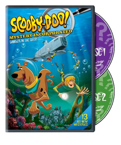 2012 World Series Game (Scooby-Doo! Mystery Incorporated: Season 2, Part 1 - Danger in the Deep)